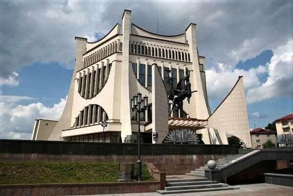 Drama Theatre in Grodno