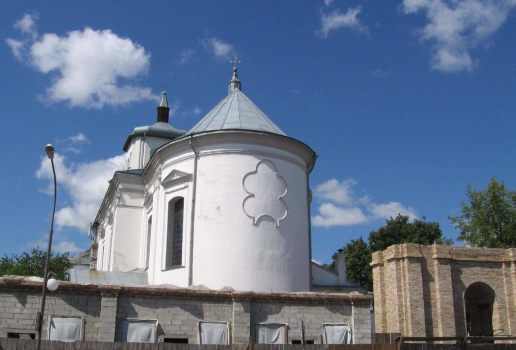Храм в Слониме, достопримечательность Гродненской области