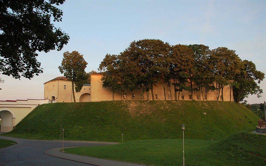 Old Grodno Castle