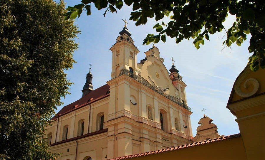 Roman Catholic Church of the Virgin Mary, major sight of Pinsk