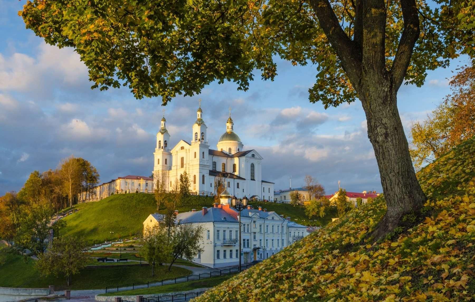 История Беларуси. Софийский собор в Полоцке