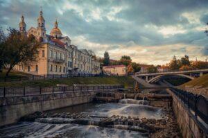 Vitebsk river view