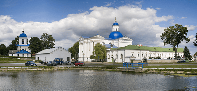 Zhirovichi Holy Assumption Monastery