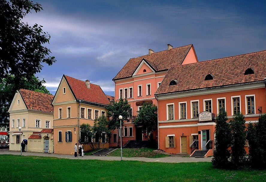 Trinity suburb, price of 1 day in MInsk