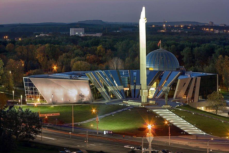 World War 2 museum in Minsk