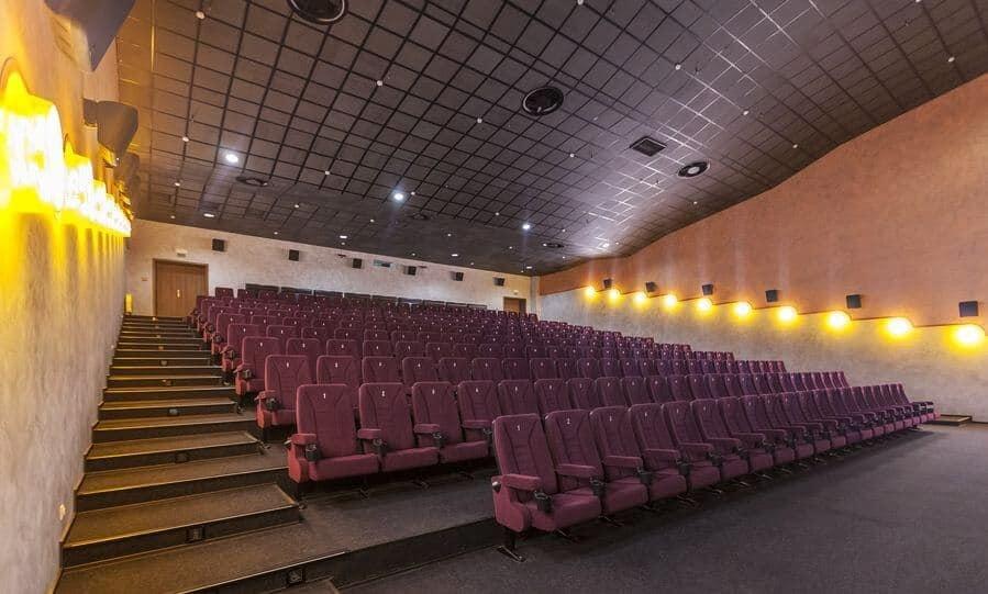 3д кино в тц Замок, Минск