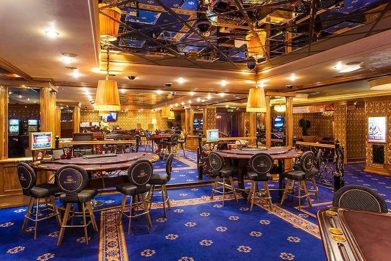 Лондона казино отели