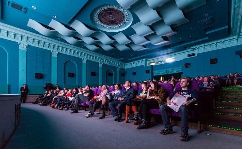 Кинотеатр Центральный, один из самых лучших кинотеатров Минска