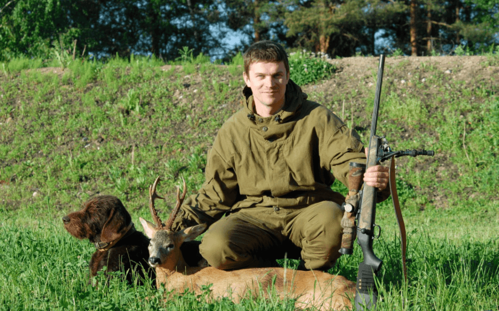 Obsterno hunting farm, Belarus