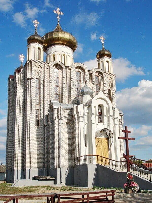 Церковь, достопримечательности Лиды