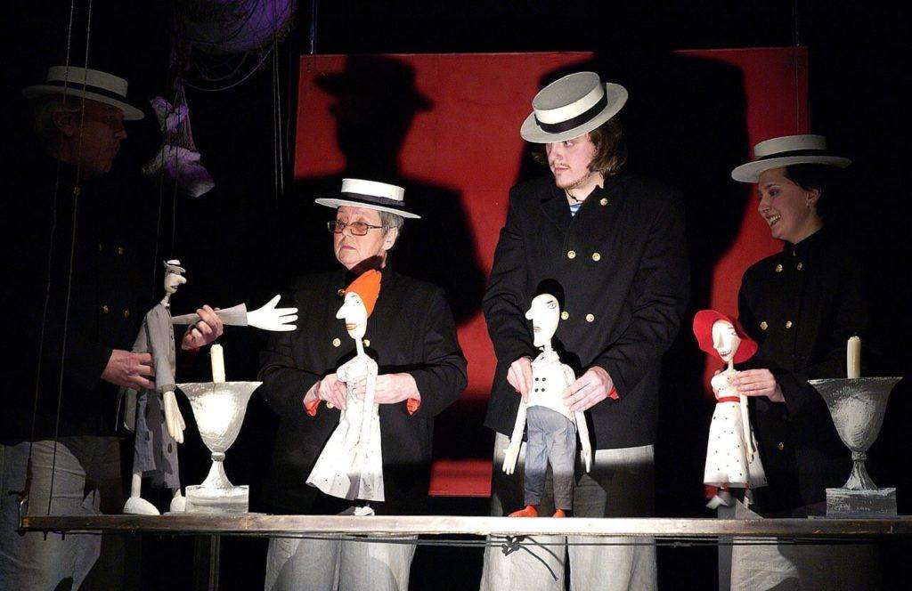 Люди и куклы, кукольный театр в Минске