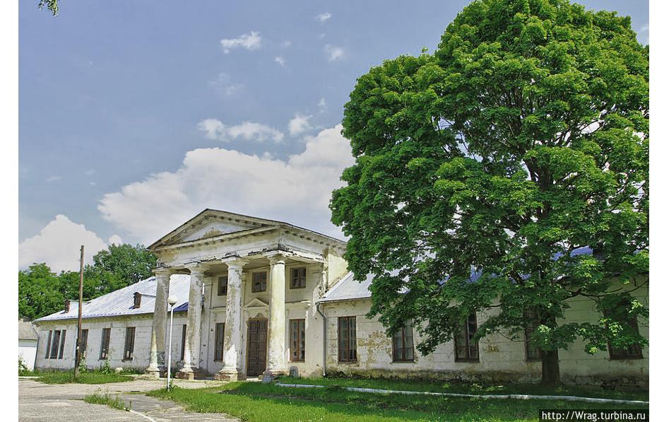дворцово-парковый ансамбль Потоцких