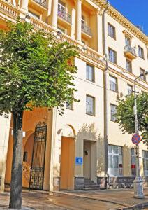 Дом Ли Харви Освальда в Минске