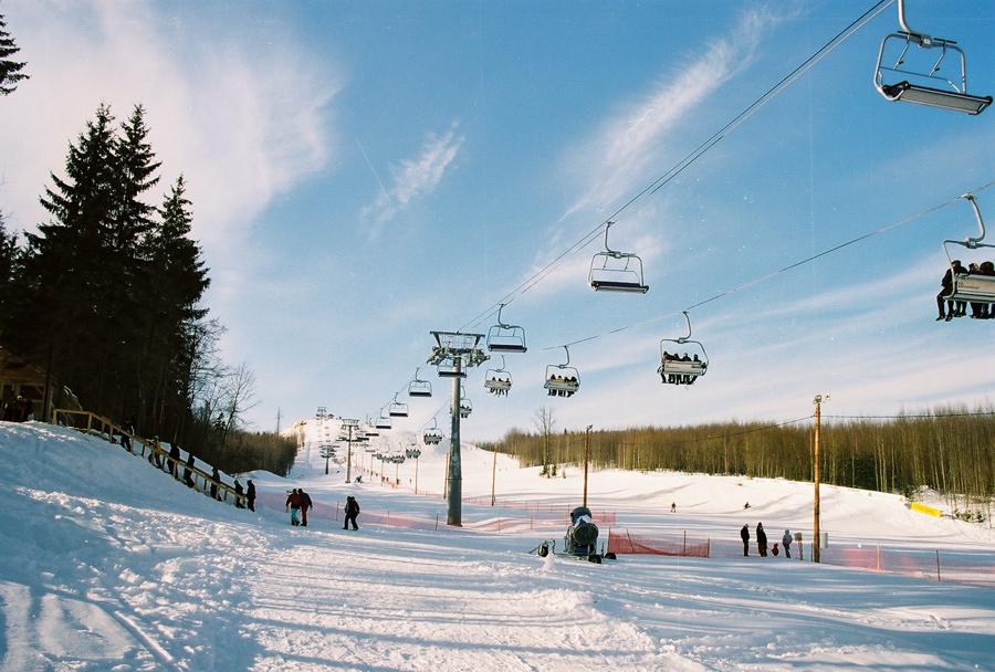 горнолыжный курорт логойск