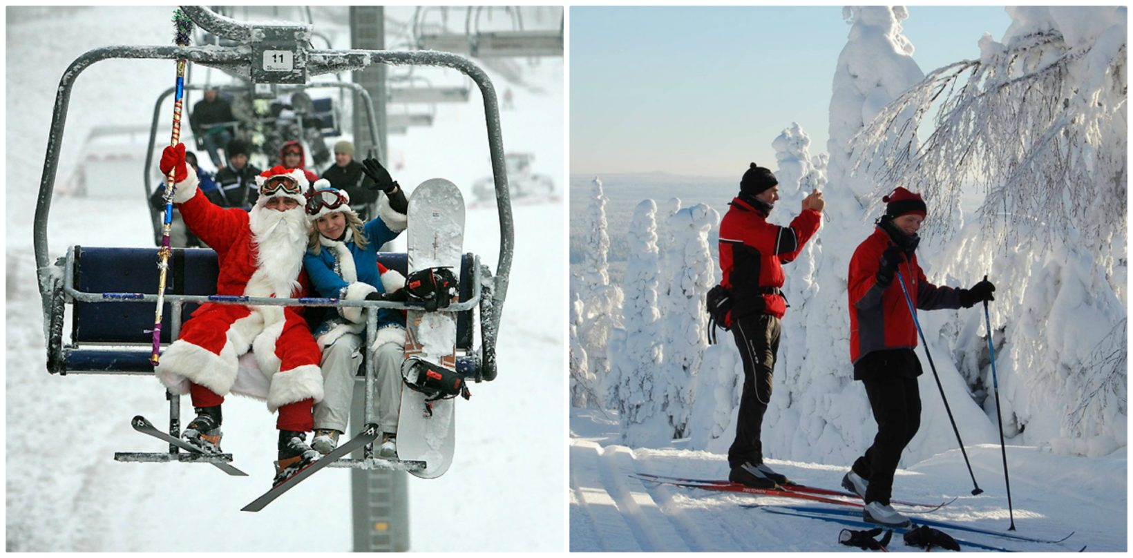 skiing in minsk
