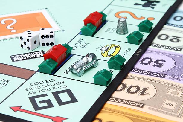 настольная игра для взрослых монополия