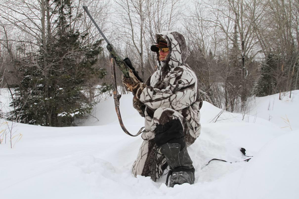 зимняя охота в минской области