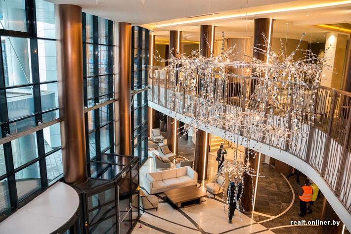 luxury hotel in minsk