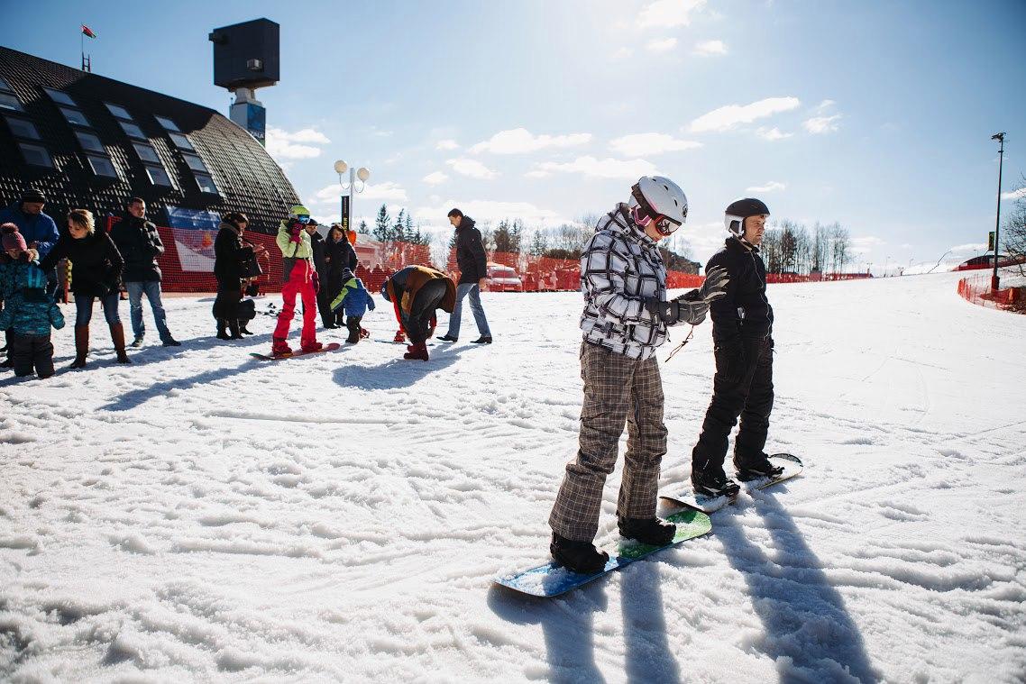 ski resort silichi