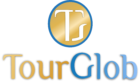 Logo of Tourglob tour agency
