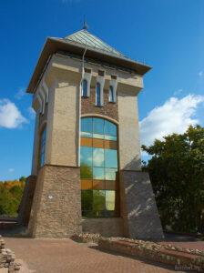 Duhovskoj Kruglik, tower in Vitebsk
