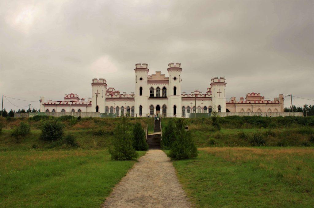 Kossovo castle in Belarus