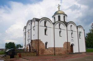 White Church in Vitebsk