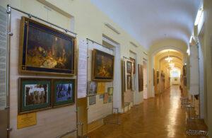 Vitebsk art gallery, pictures