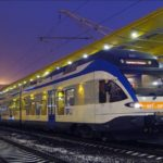 белорусский поезд